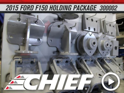 Chief 2015 Ford F150 Holding Package