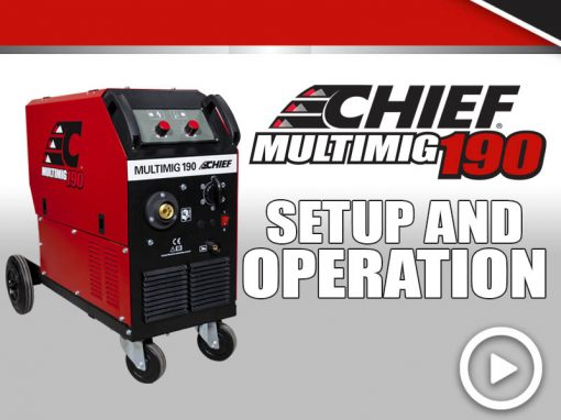 Multimig 190: Setup & Operation