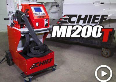 MI200T Spot Welder