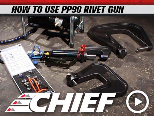 PNP90 RIVET GUN